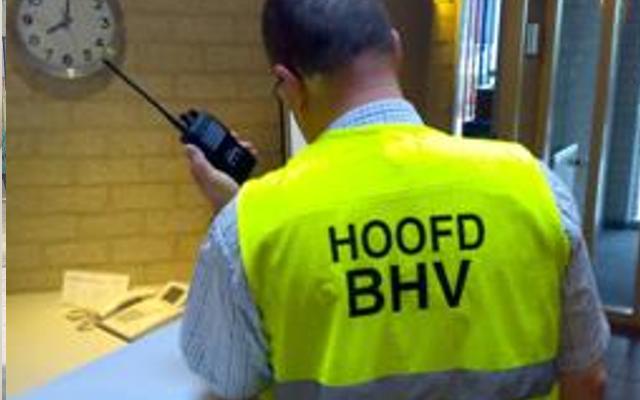 Coördinator/Hoofd BHV